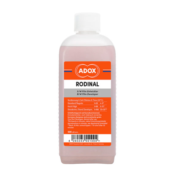 Adox Rodinal | 500ml concentraat