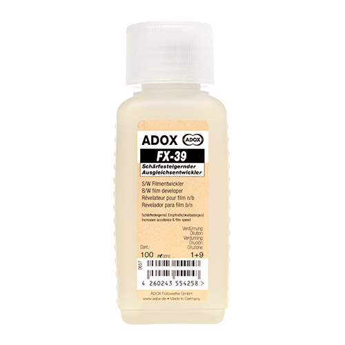 Adox FX-39 | 100ml concentraat