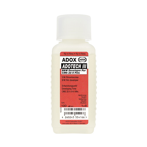 Adox Adotech III | 100ml concentraat