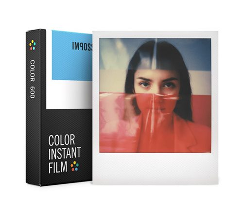 Impossible Type 600 Color instant film