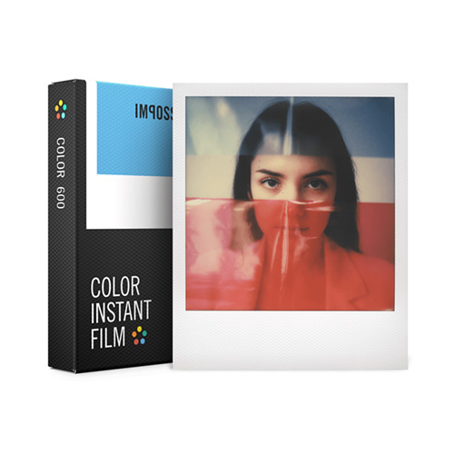 Impossible Color Film | 600 Type