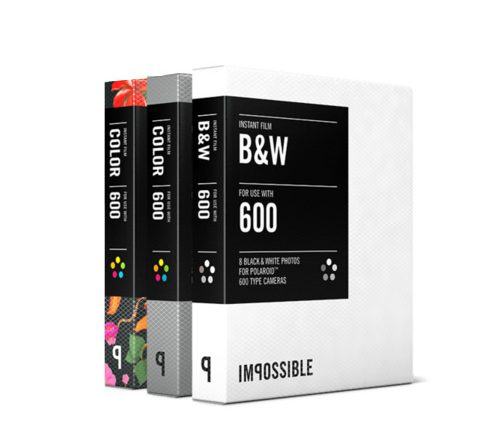 Impossible Expired Film | 600 Type | 3-pack