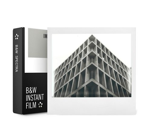 Impossible Spectra Type B&W instant film