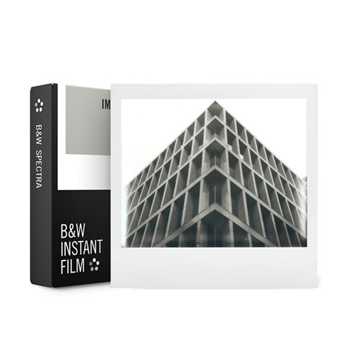 Impossible B&W Film | Spectra Type