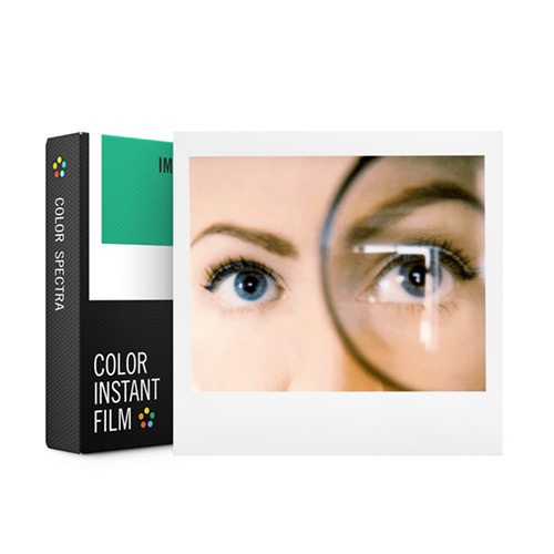Impossible Color Film | Spectra Type