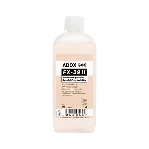 Adox FX-39 TYP II | 500ml concentraat