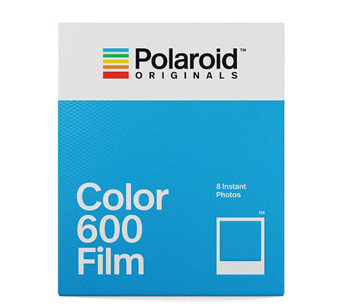 600 kleurenfilm | Polaroid Originals