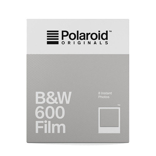 600 Zwart-witfilm | Polaroid Originals