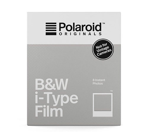 i-Type zwart-witfilm | Polaroid Originals