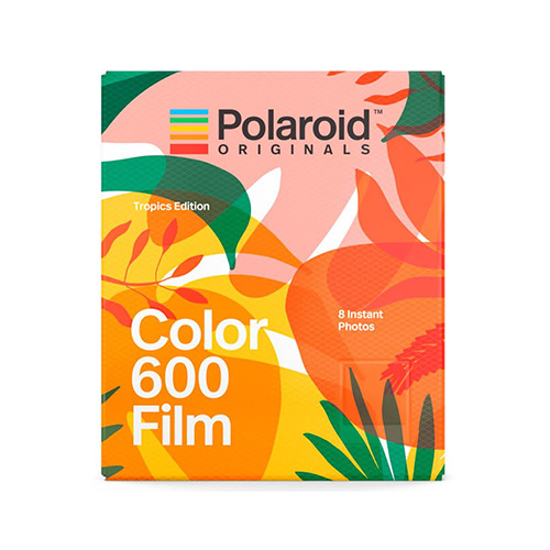 Polaroid Originals Tropical Edition 600 Type Camera