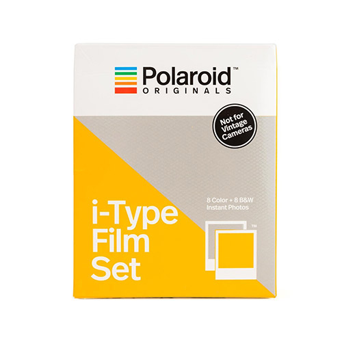 Polaroid Originals | Filmset voor i-Type