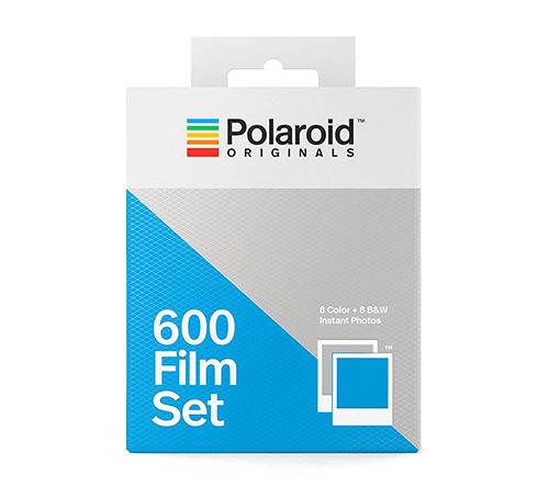 Polaroid Originals 600 filmset