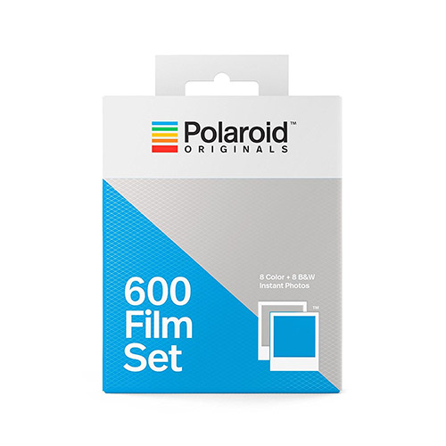 Polaroid Originals | Filmset voor 600 camera's