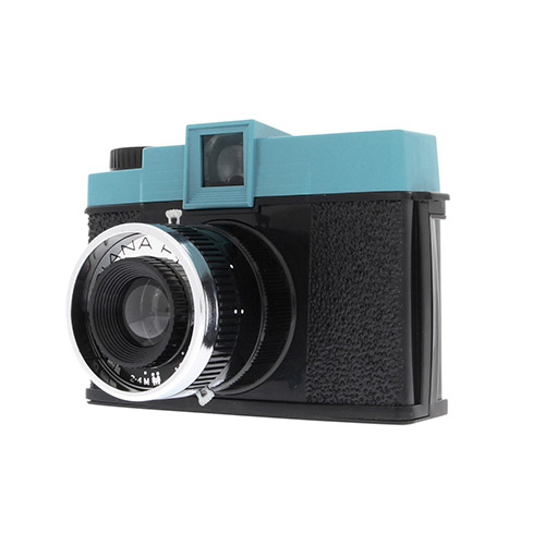 Diana F+ | Middenformaat camera | Lomography | FotoFilmFabriek