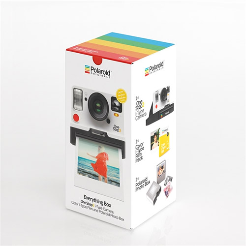 Polaroid Originals | OneStep2 Camera | Viewfinder | Wit | Everything Box | FotoFilmFabriek