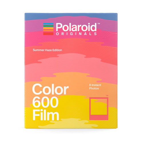 Polaroid Originals Summer Haze Edition 600 Type Camera | FotoFilmFabriek | Het Magazijn Dordrecht