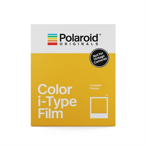Polaroid Originals | Color Film for i-Type | Instant kleurenfilm voor Polaroid Originals i-Type camera's | FotoFilmFabriek | Het Magazijn Dordrecht