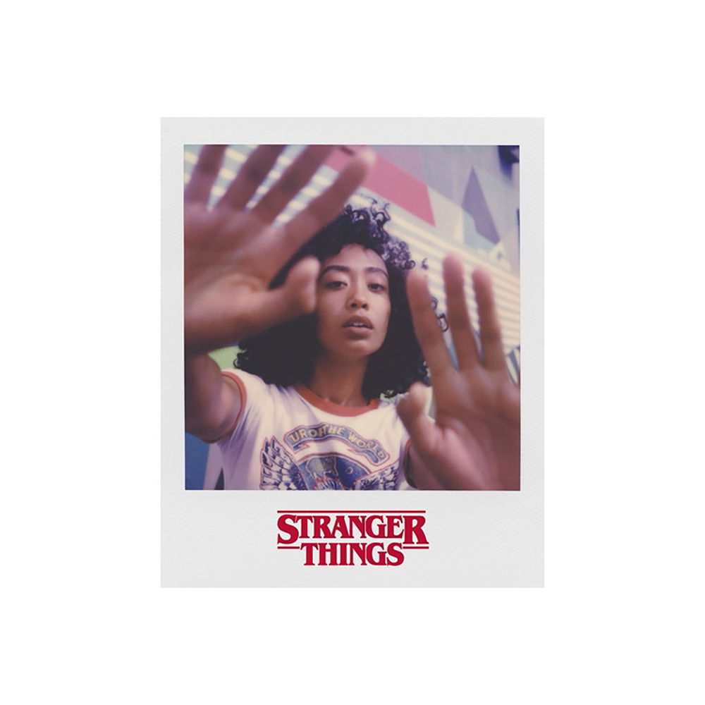 Polaroid Originals | Stranger Things Film for i-Type | Instant kleurenfilm voor Polaroid Originals i-Type camera's | FotoFilmFabriek | Het Magazijn Dordrecht