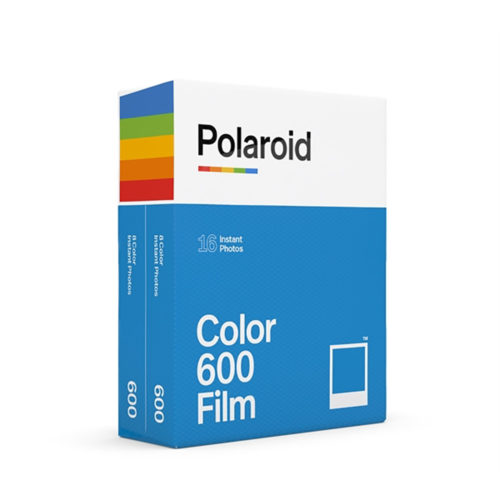 Polaroid Duopack Color 600 Film | FotoFilmFabriek