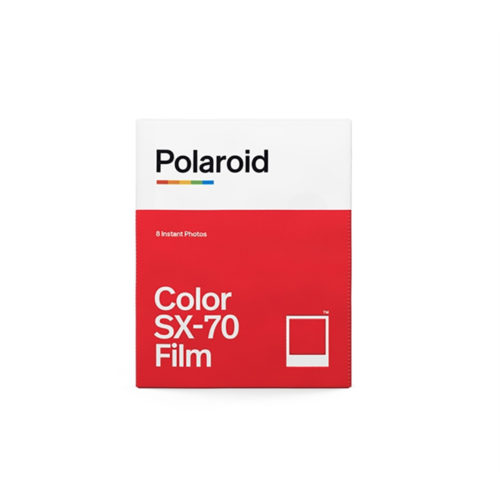Polaroid Color SX-70 Film | FotoFilmFabriek
