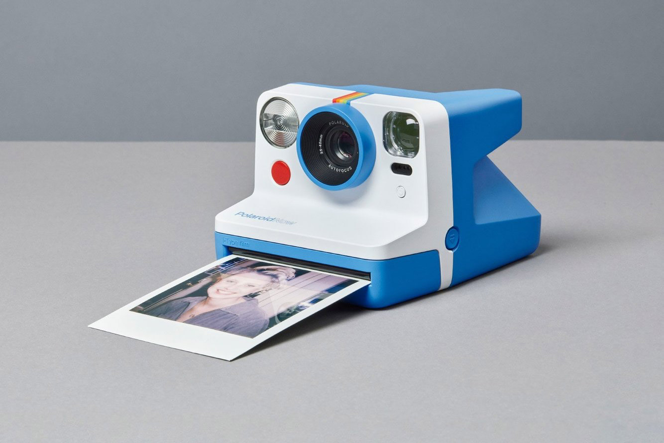 Polaroid Now | i-Type Instant Camera | Self-Timer | FotoFilmFabriek