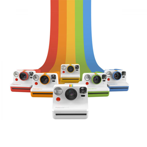Polaroid Now | I-Type Instant Camera | Color Editions | FotoFilmFabriek
