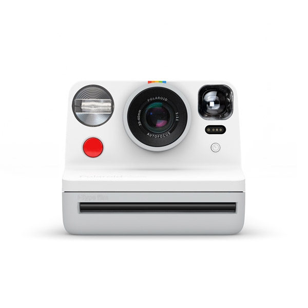 Polaroid Now | I-Type Instant Camera | Wit | FotoFilmFabriek