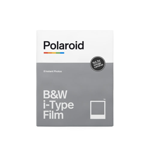 Polaroid B&W i-Type Film | FotoFilmFabriek