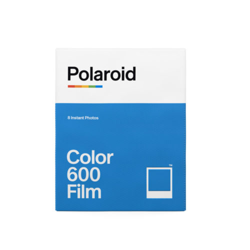 Polaroid Color 600 Film | FotoFilmFabriek
