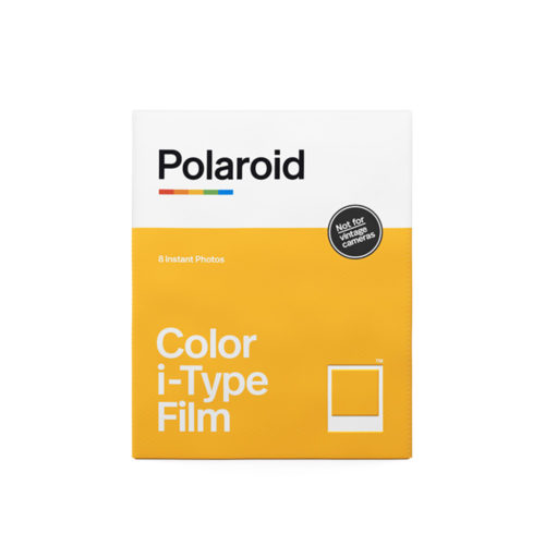 Polaroid Color i-Type Film | FotoFilmFabriek