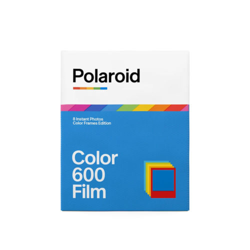 Polaroid Color Frame Edition | Color 600 Film | | Instant Kleurenfilm | FotoFilmFabriek