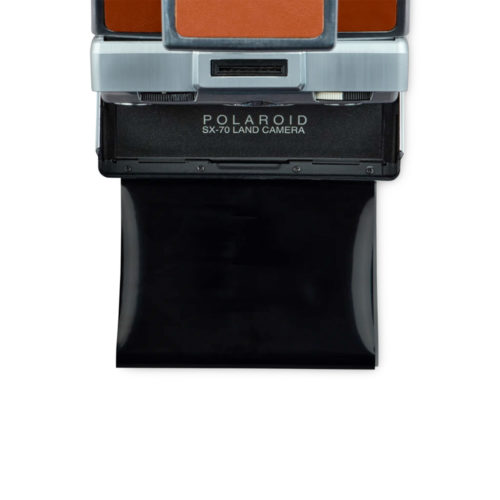 Polaroid Film Shield | Folding Camera | FotoFilmFabriek